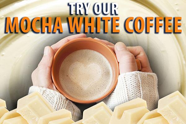 Mocha White Coffee