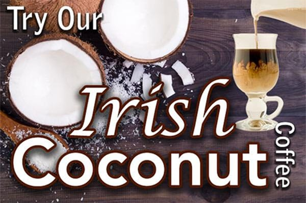 Irish Coconut